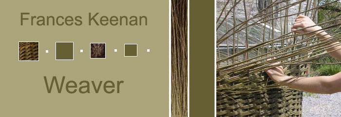 Frances Keenan Basket Maker, Commissions, Basket Making Courses
